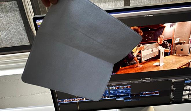 Đẳng cấp của Apple: Một cái bánh xe giá hơn 9 triệu, khăn lau màn hình cũng phải 7749 bước để vệ sinh cho sạch - ảnh 4