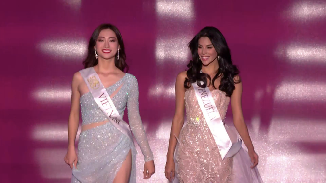 Màn ứng xử tiếng Anh quá đỉnh của Lương Thùy Linh tại Miss World 2019: Thần thái tự tin, gửi gắm đầy ắp niềm tự hào dân tộc! - ảnh 3