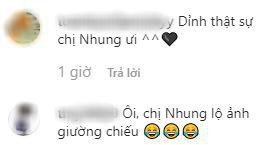 Nhung Bum đăng ảnh quyến rũ với váy ngủ, fan lập tức soi ra Văn Toàn chính là nhiếp ảnh gia - ảnh 2