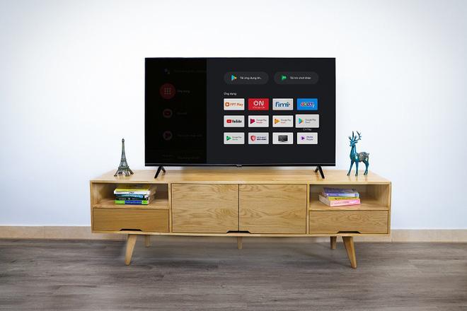 TV Vsmart chính thức ra mắt nét căng: 43-55 inch 4K, Android TV, giá từ 8.7-17 triệu đồng - ảnh 3