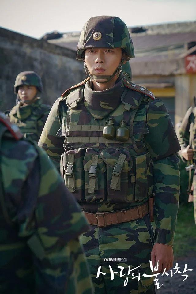 3 lý do nên xem chuyện tình yêu xa độc lạ Crash Landing On You của đôi chị em Huyn Bin và Son Ye Jin - ảnh 4