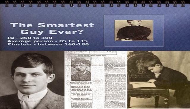 William James Sidis và câu chuyện bi kịch của một thiên tài nhân tạo có IQ cao nhất thế giới - ảnh 4