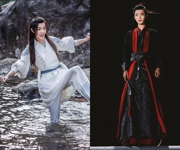 Netizen Trung réo tên Dương Dương và mỹ nam Trần Tình Lệnh vào top 4 trai đẹp cổ trang thế hệ mới - ảnh 9