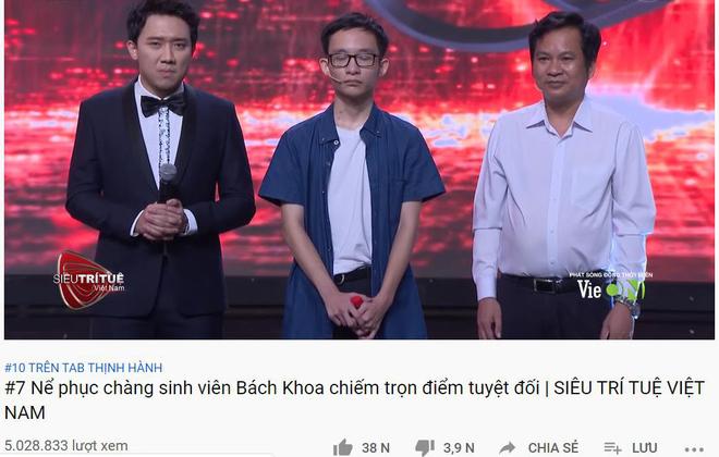 4 TV Show phủ sóng top 10 trending YouTube, show của Quỳnh Trần JP & bé Sa lên hạng chưa đến 24 tiếng - Ảnh 7.