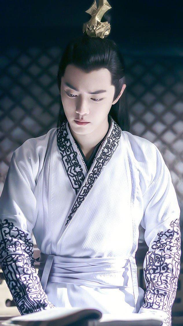 Netizen Trung réo tên Dương Dương và mỹ nam Trần Tình Lệnh vào top 4 trai đẹp cổ trang thế hệ mới - ảnh 12