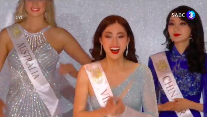 Màn ứng xử tiếng Anh quá đỉnh của Lương Thùy Linh tại Miss World 2019: Thần thái tự tin, gửi gắm đầy ắp niềm tự hào dân tộc! - ảnh 1
