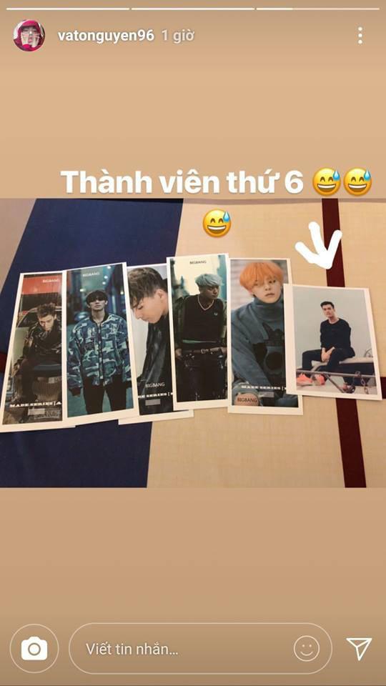 Góc fanboy: Văn Toàn chịu chi gớm, tậu ngay món đồ đang nổi của G-Dragon, nhìn là biết fan cứng BIGBANG - ảnh 4