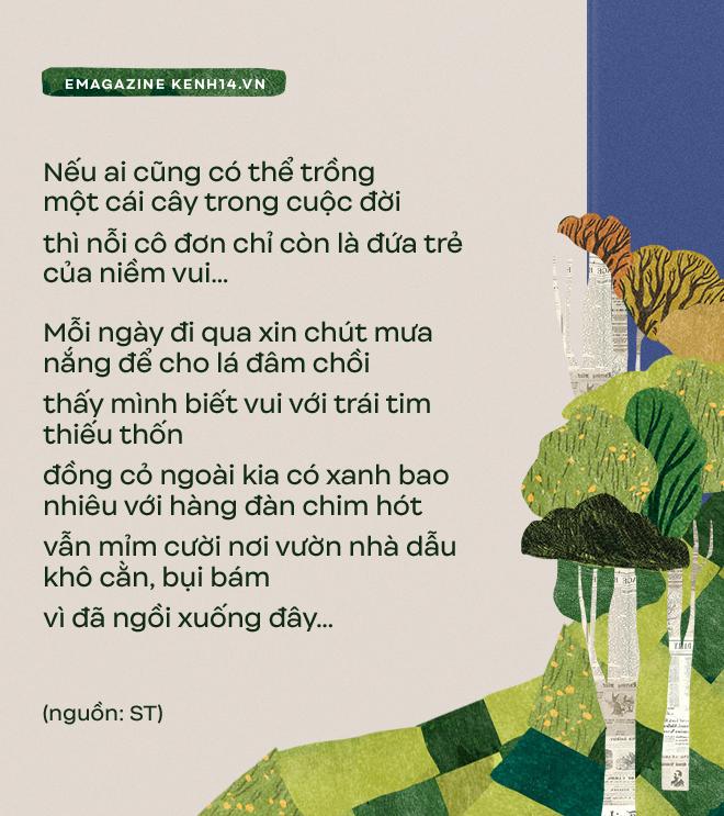 Trồng một cây xanh, ta có một mầm hạnh phúc - Ảnh 2.