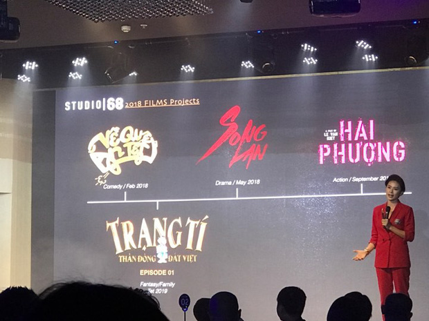 Ngô Thanh Vân nhá hàng Trạng Tí chiếu vào năm Chuột 2020, nam chính là diễn viên nhí nhẵn mặt ai cũng quen - Ảnh 3.