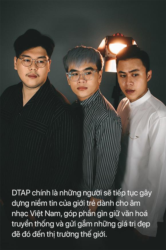 """DTAP: Những nhà sản xuất âm nhạc 9x cực chất đứng sau thành công của album """"Hoàng"""" (Hoàng Thuỳ Linh) - Ảnh 5."""
