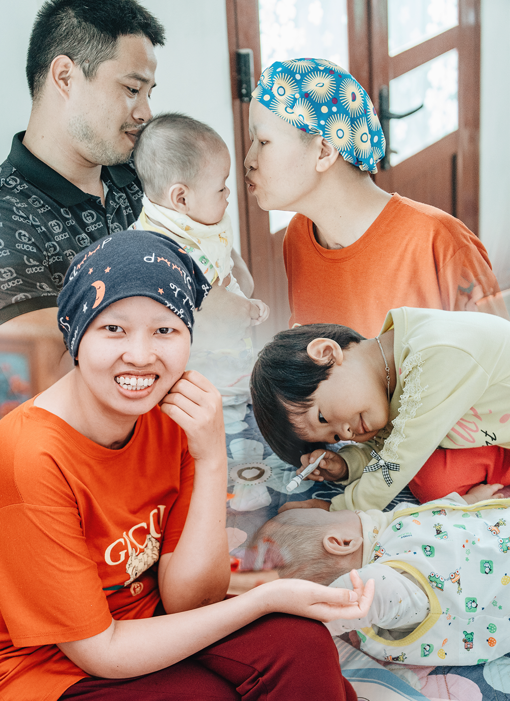 Đỗ Bình An đã được 6 tháng tuổi: Câu chuyện phi thường của người mẹ ung thư giai đoạn cuối, quyết sinh con bằng tất cả tình yêu thương và lòng dũng cảm - Ảnh 1.