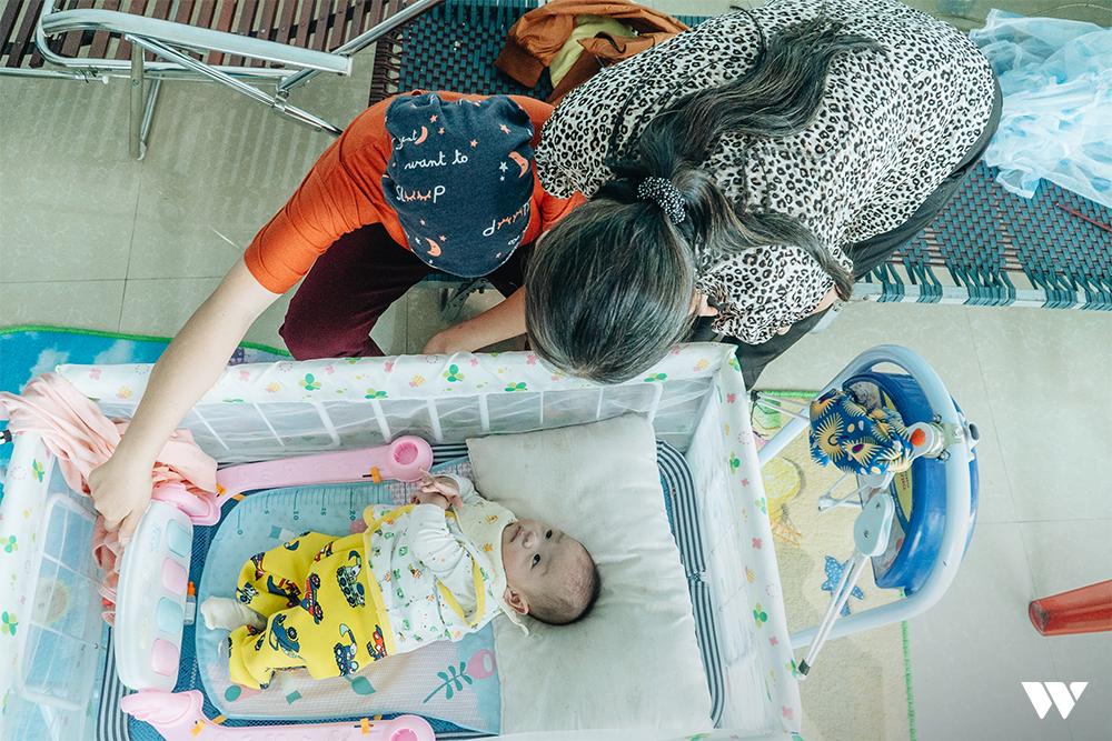 Đỗ Bình An đã được 6 tháng tuổi: Câu chuyện phi thường của người mẹ ung thư giai đoạn cuối, quyết sinh con bằng tất cả tình yêu thương và lòng dũng cảm - Ảnh 16.
