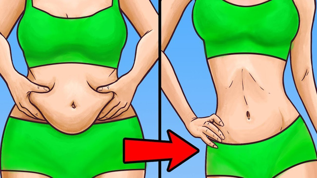 Chỉ mất 5 phút làm 3 lần mỗi ngày: mỡ bụng giảm xuống rõ rệt mà cách thực hiện lại chẳng khó chút nào - ảnh 1