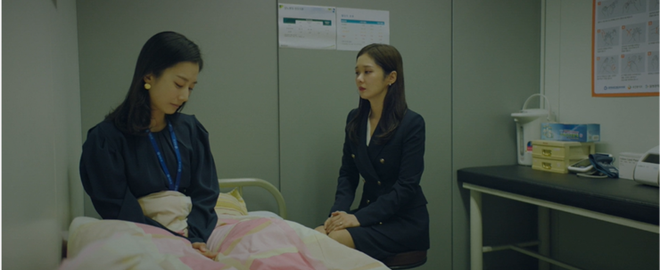 Vị Khách Vip tập 9 ngập ngụa twist sốc: Jang Nara bùng nổ vì chồng đòi li hôn, tiểu tam chính thức lộ diện - ảnh 12