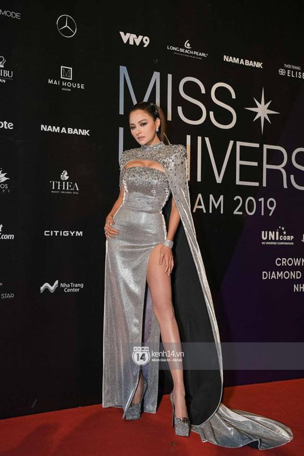 Vũ Thu Phương nói gì về sự cố lộ hàng của Thúy Vân tại Bán kết Hoa hậu Hoàn vũ VN? - ảnh 2
