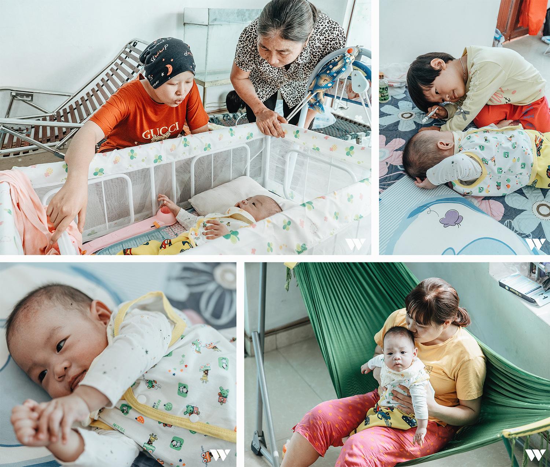 Đỗ Bình An đã được 6 tháng tuổi: Câu chuyện phi thường của người mẹ ung thư giai đoạn cuối, quyết sinh con bằng tất cả tình yêu thương và lòng dũng cảm - Ảnh 12.