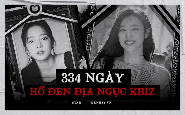 334 ngày Kbiz chìm trong hố đen địa ngục: Gần chục sao qua đời, hết tai nạn liên hoàn lại đến đồng loạt tự sát - ảnh 1