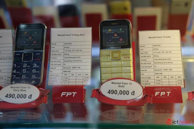 Hãng điện thoại Việt vô danh này có lượng điện thoại bán ra gần gấp đôi Apple mỗi tháng - ảnh 1