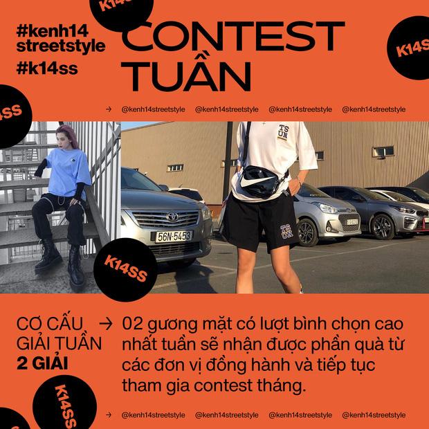 """#kenh14streetstyle tuần qua: Giới trẻ Việt mặc đẹp mà không """"dị"""", ai mix đồ cũng """"đỉnh"""" lắm luôn - ảnh 14"""