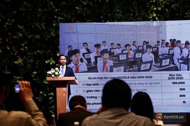 Học sinh giờ cũng biết lập trình nhoay nhoáy: Google mở dự án dạy IT miễn phí tại Việt Nam cho 150.000 học viên - Ảnh 6.