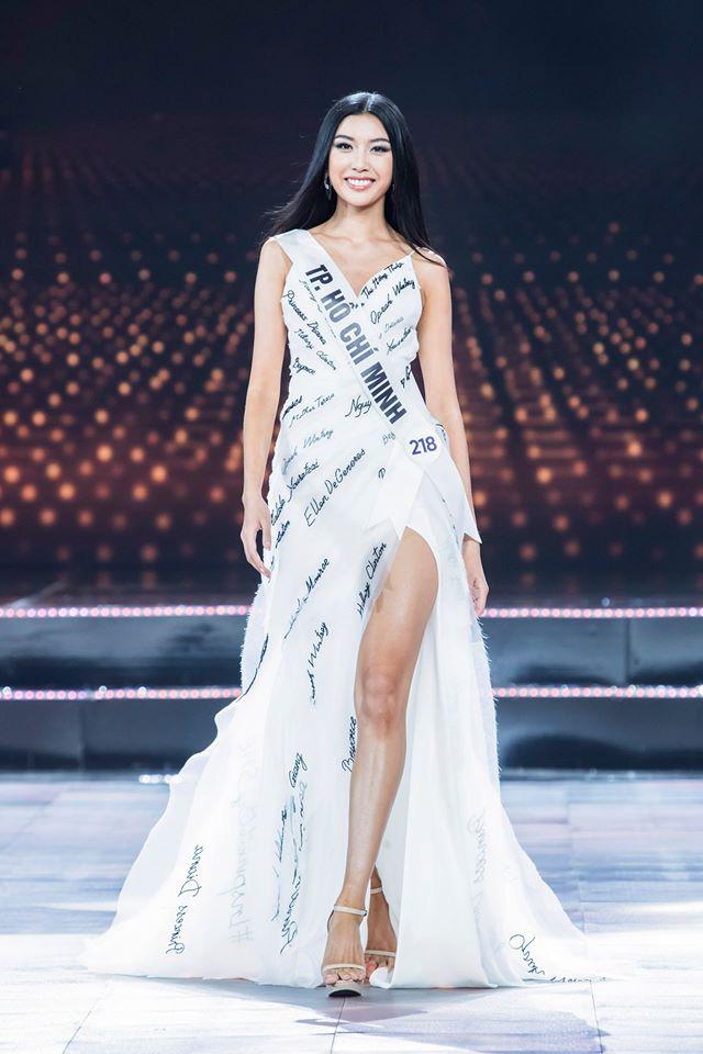 Cứ ngỡ Hoa hậu Hoàn vũ VN là cuộc chiến của Thúy Vân - Hương Ly - Hoàng Phương, ai dè trùm cuối gọi tên Khánh Vân! - Ảnh 5.