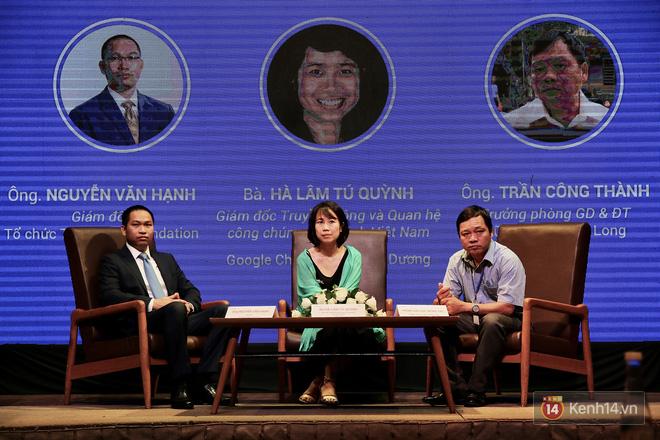 Học sinh giờ cũng biết lập trình nhoay nhoáy: Google mở dự án dạy IT miễn phí tại Việt Nam cho 150.000 học viên - Ảnh 7.