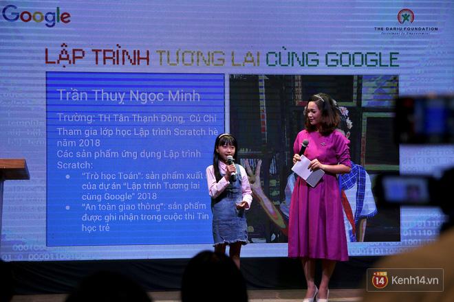 Học sinh giờ cũng biết lập trình nhoay nhoáy: Google mở dự án dạy IT miễn phí tại Việt Nam cho 150.000 học viên - Ảnh 5.