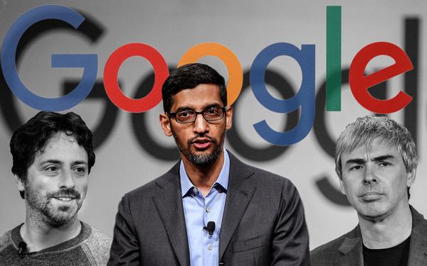 Chân dung bộ óc thiên tài vừa được trao ngai vàng ở công ty mẹ Google: Nhớ được hết các số điện thoại từng bấm gọi, được khen hết lời vì tài năng lớn - ảnh 1