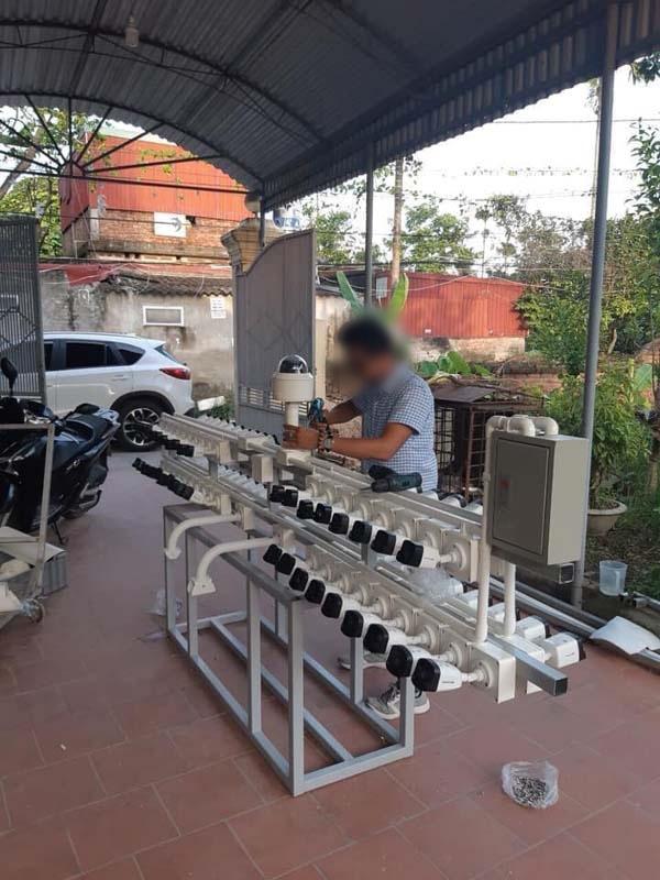 Đỉnh cao bắt trộm với dàn camera sương sương 40 cái: Khu phố chất chơi nhất Việt Nam là đây! - Ảnh 3.