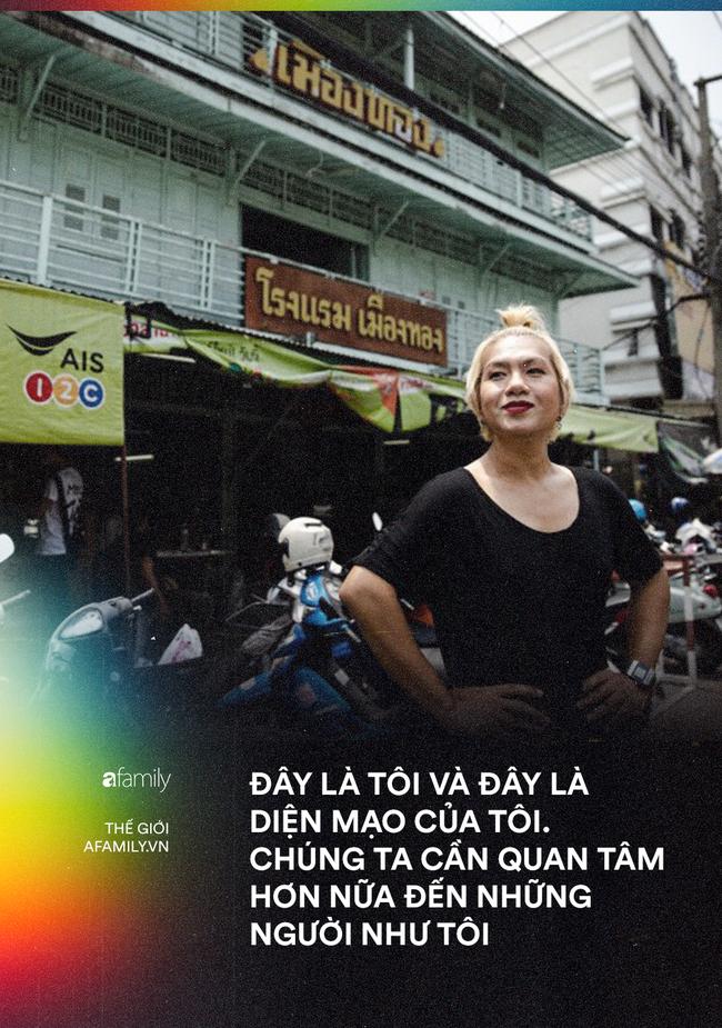 Góc khuất của cuộc đời người chuyển giới Thái Lan: Xã hội chấp nhận nhưng gia đình chối bỏ, ước mơ làm giáo viên quá xa xôi - ảnh 7