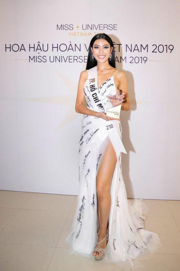 Vượt mặt Hòa Liên, chính thức thắng giải Best English Skill, Thúy Vân tiếp tục là cái tên sáng giá nhất HHHV 2019! - ảnh 4