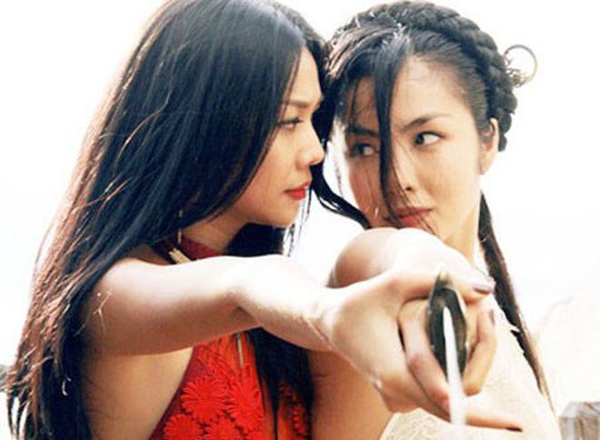 5 nữ hoàng sắc đẹp từng xuất hiện trên màn ảnh Việt: Tân Hoa Hậu Hoàn Vũ Khánh Vân cũng góp mặt - ảnh 11