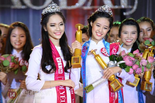 Lộ loạt ảnh hiếm thời đi học của Hoa hậu Hoàn vũ Khánh Vân: Hoa khôi áo dài 6 năm trước, gương mặt nhìn phát là yêu - ảnh 5