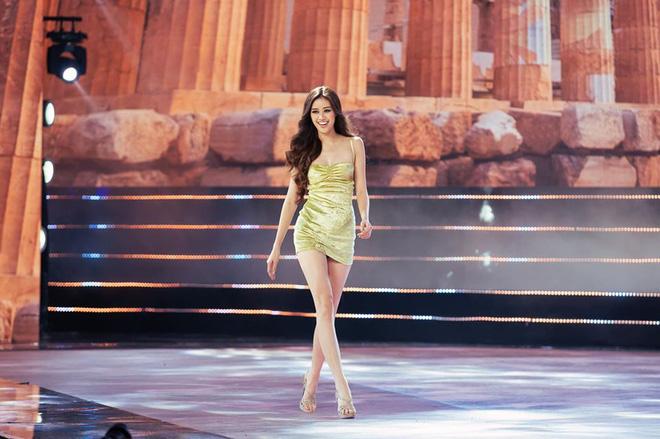 Hành trình lên ngôi Tân Hoa hậu Hoàn vũ Việt Nam 2019 của Khánh Vân: Chặng đường chông gai để vươn tới vinh quang! - Ảnh 3.