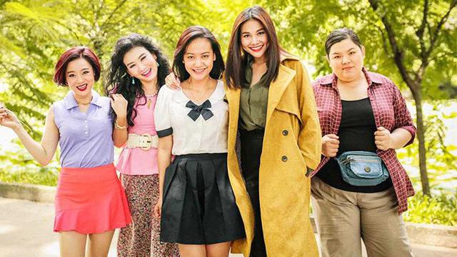 5 nữ hoàng sắc đẹp từng xuất hiện trên màn ảnh Việt: Tân Hoa Hậu Hoàn Vũ Khánh Vân cũng góp mặt - ảnh 6