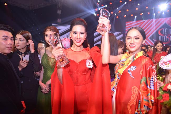 Khánh Vân là học trò thứ 3 của Hoa hậu Hương Giang được vinh danh ở đấu trường nhan sắc! - ảnh 2