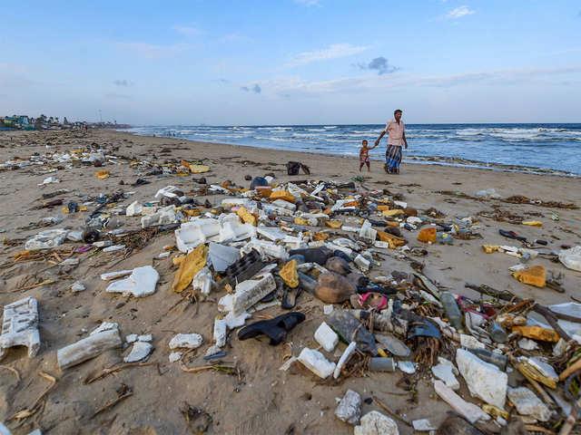 Địa điểm check-in sống ảo đẹp như thiên đường ở Ấn độ, nhưng đau lòng thay đó lại là hậu quả của ô nhiễm nghiêm trọng - ảnh 5
