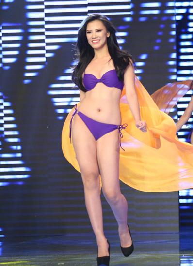Từng bị Thúy Vân vượt mặt cách đây 5 năm, Kim Duyên đã phục thù thành công tại Hoa hậu Hoàn vũ VN - ảnh 2