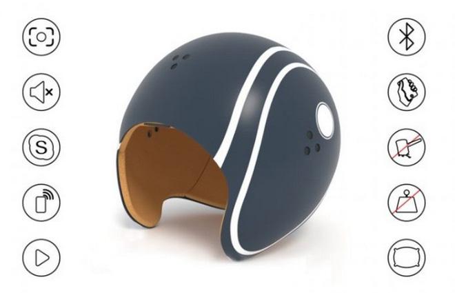 """Chiếc mũ đặc biệt như bảo bối Doraemon: Giúp """"bỏ ngoài tai"""" mọi tiếng ồn chỉ trong nháy mắt - ảnh 2"""