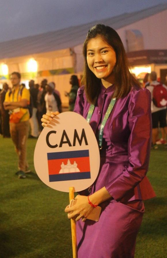 Lý lịch cực khủng của nữ biểu tượng thể thao Campuchia vừa giành HCV Taekwondo SEA Games 30: Cao 1m83, Facebook cá nhân hơn 1,7 triệu follow, từng lập thành tích vô tiền khoáng hậu trong lịch sử thể thao nước nhà - ảnh 10
