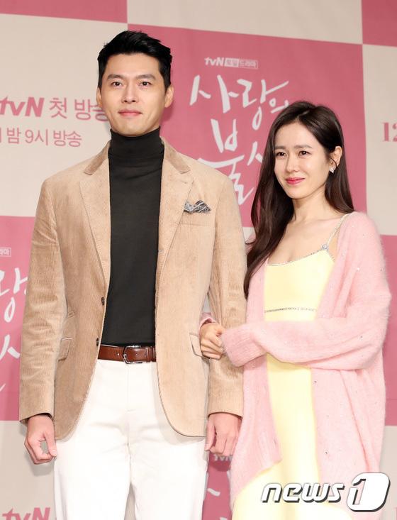 Sự kiện ngược đời: Nữ thần Son Ye Jin lu mờ trước nữ phụ cực sang chảnh, lộ khoảnh khắc cực tình với Hyun Bin - ảnh 15