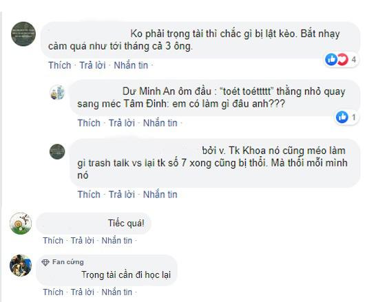 Cộng đồng mạng Việt Nam bức xúc với trọng tài sau thất bại của đội tuyển bóng rổ ở bán kết SEA Games 30 - ảnh 3