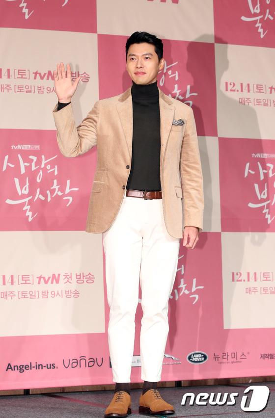 Sự kiện ngược đời: Nữ thần Son Ye Jin lu mờ trước nữ phụ cực sang chảnh, lộ khoảnh khắc cực tình với Hyun Bin - ảnh 10