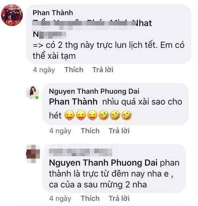 Phan Thành chia sẻ ảnh đi ăn, chăm thả thính với một cô gái lạ sau khi chia tay Primmy Trương - Ảnh 3.