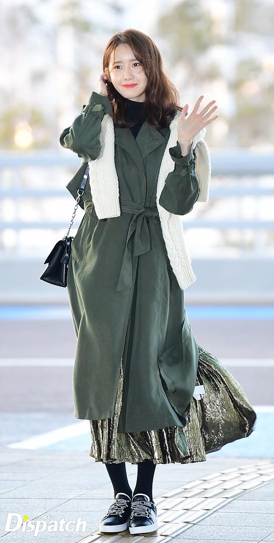 Mấy ai bì được đẳng cấp của nữ thần Yoona: Đẹp xuất thần đến mức biến loạt ảnh phóng viên chụp thành bìa tạp chí - Ảnh 1.