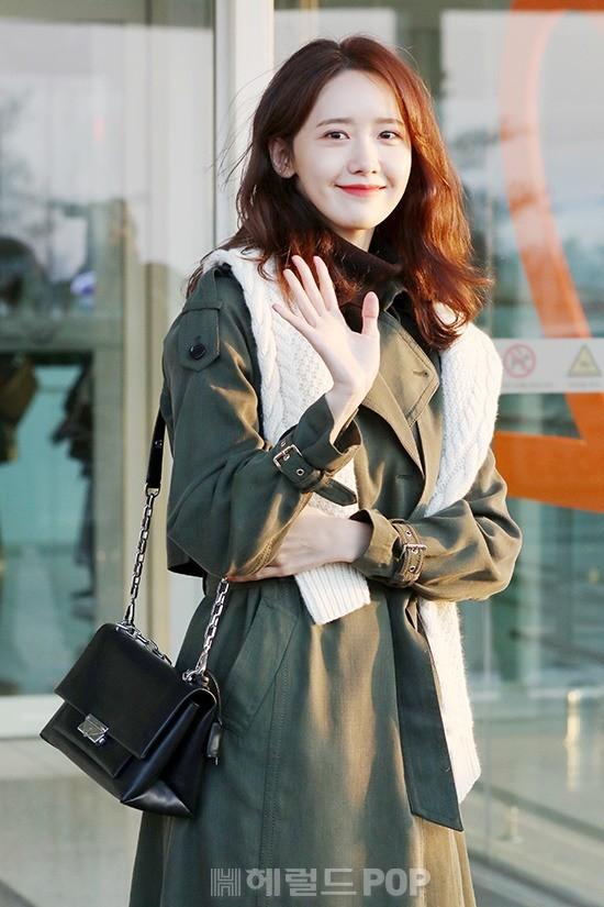 Mấy ai bì được đẳng cấp của nữ thần Yoona: Đẹp xuất thần đến mức biến loạt ảnh phóng viên chụp thành bìa tạp chí - Ảnh 5.