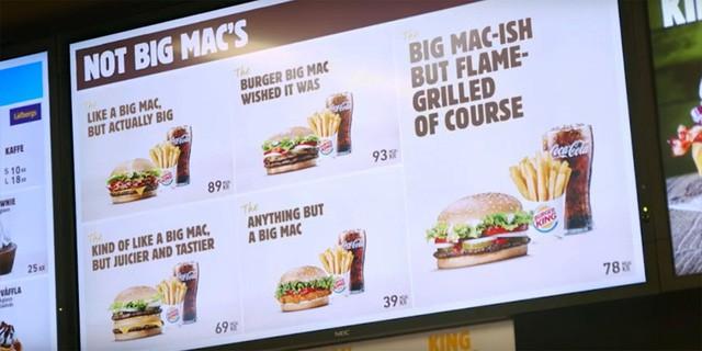"""Chiến dịch """"troll"""" đối thủ của Burger King: Biến 14.000 cửa hàng McDonald's thành điểm đặt món giảm giá - ảnh 4"""
