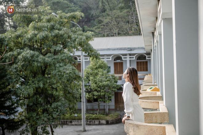 Rủ họp lớp không ai đi, cậu bạn một mình về thăm trường cũ, chụp được bộ ảnh về trường đẹp như phim Hàn - Ảnh 14.
