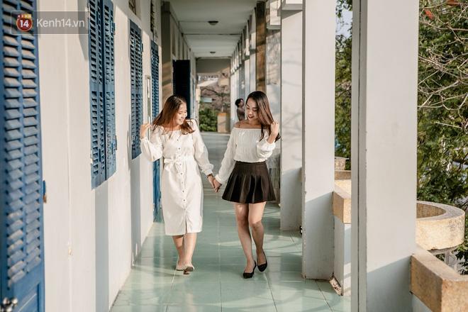 Rủ họp lớp không ai đi, cậu bạn một mình về thăm trường cũ, chụp được bộ ảnh về trường đẹp như phim Hàn - Ảnh 17.