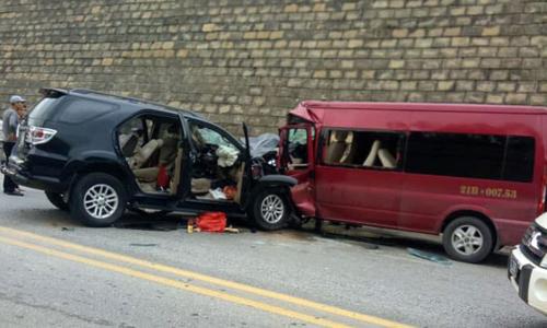 Vụ tai nạn kinh hoàng 12 người thương vong trên cao tốc: Tài xế xe 7 chỗ sử dụng rượu, bia - ảnh 2